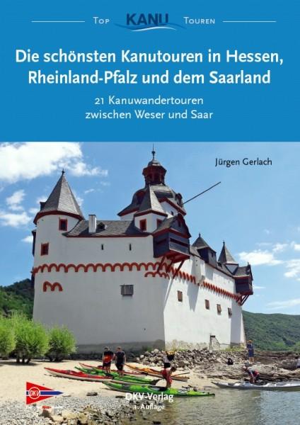 Die schönsten Kanutouren in Hessen, Rheinland-Pfalz und Saarland, Deutscher Kanu-Verband