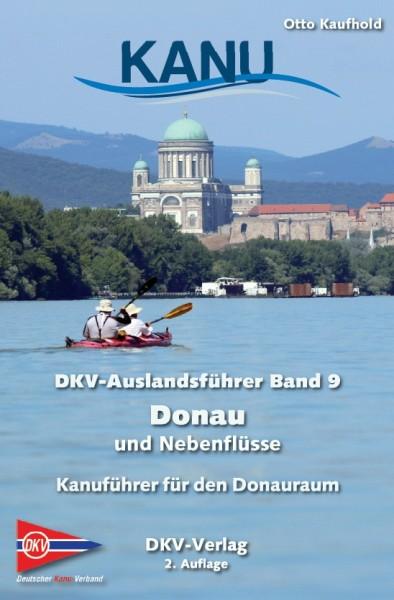 Donau und Nebenflüsse, Kanuführer für den Donauraum, Deutscher Kanu-Verband