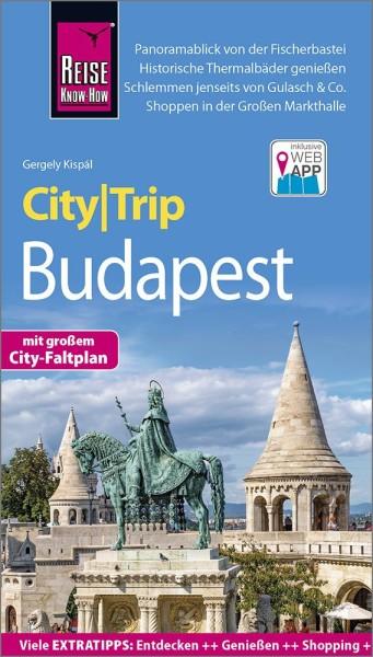 Budapest CityTrip Reiseführer – Reise Know-How