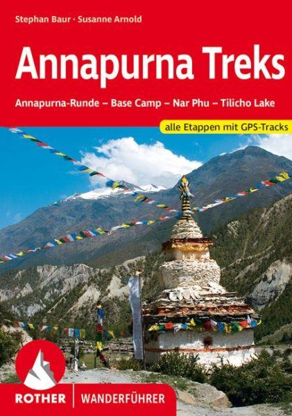 Annapurna Treks Rother Wanderführer