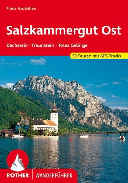 Salzkammergut Ost Wanderführer, Rother