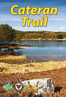 Rucksack Readers Führer The Cateran Trail, mit Höhenprofil und Karten, Waterproof / wasserfest