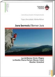 Kletterführer Berner Jura / Jura bernois, SAC