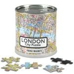 City Puzzle Magnets London von Extra Goods
