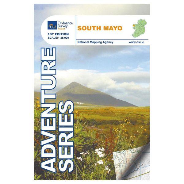 OSI South Mayo Wanderkarte 1:25.000, Ordnance Survey Ireland