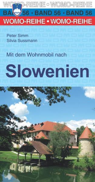 Mit dem Wohnmobil nach Slowenien, Womo-Verlag