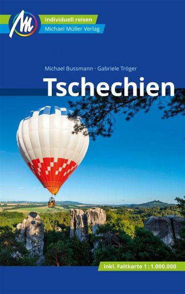 Tschechien Reiseführer, Michael Müller