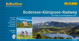 Bodensee-Königssee-Radweg, Bikeline Radführer