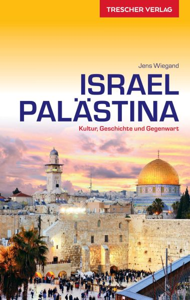 Reiseführer Israel, Trescher Verlag