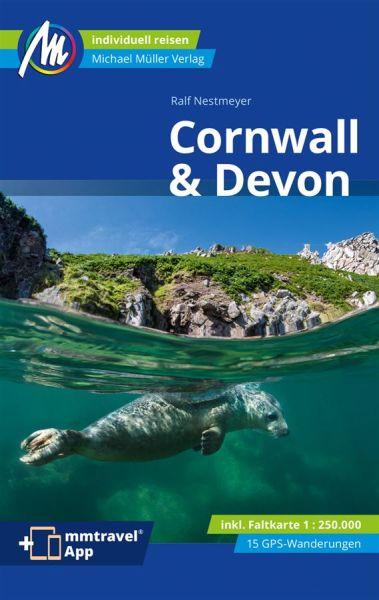 Cornwall & Devon Reiseführer, Michael Müller