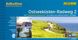Ostseeküsten-Radweg 2, Bikeline