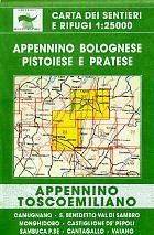 Edition Multigraphic 23, Appennino Bolgonese, Toskana/Emilia, 1:25.000