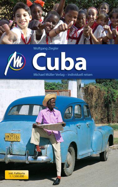 Kuba, Cuba Reiseführer, Michael Müller