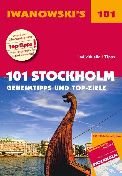 Iwanowski 101 Geheimtipps und Topziele Stockholm