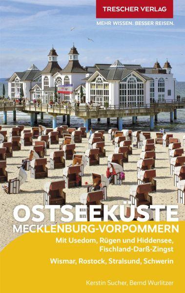 Reiseführer Ostseeküste Mecklenburg-Vorpommern, Trescher Verlag