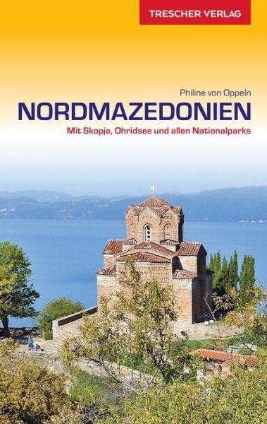 Reiseführer Nordmazedonien, Trescher Verlag
