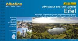 Flüsse und Bahntrassen: Eifel Bikeline Radtourenbuch, Esterbauer
