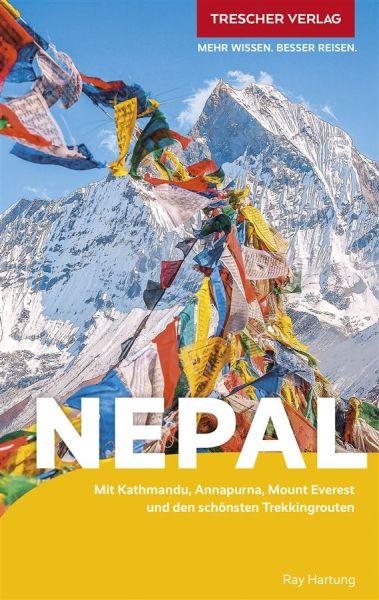 Nepal Reiseführer, Trescher Verlag