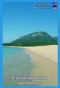 Sardinien Wanderkarte: Orosei 1:35.000