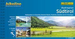 Südtirol, Bikeline Radwanderführer mit Karte, Esterbauer