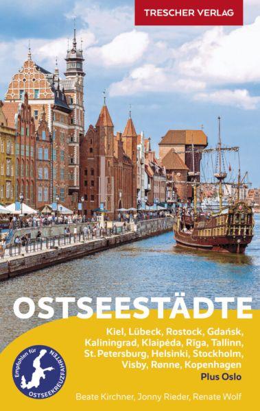 Ostseestädte Reiseführer, Trescher Verlag