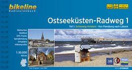 Ostseeküsten-Radweg 1, Bikeline