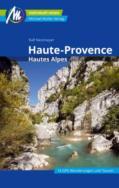 Haute-Provence Reiseführer, Michael Müller