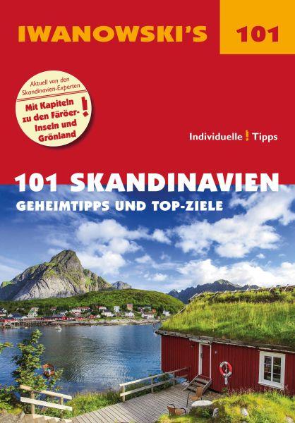 Iwanowski 101 Geheimtipps und Topziele Skandinavien