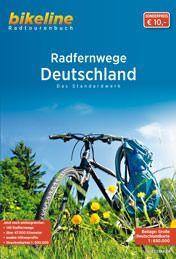 Bikeline Radtourenbuch Radfernwege Deutschland, Esterbauer