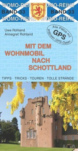 Mit dem Wohnmobil nach Schottland, Womo-Verlag