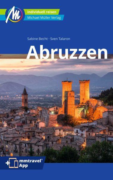 Abruzzen Reiseführer, Michael Müller