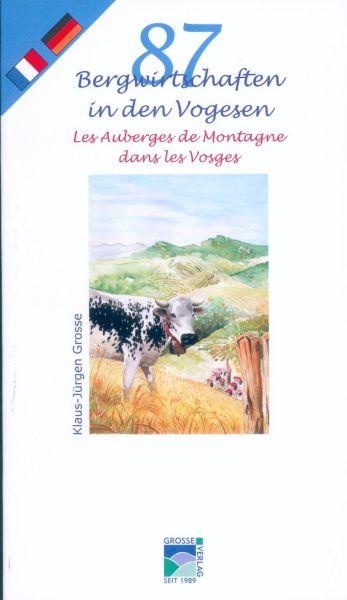 81 Bergwirtschaften in den Vogesen