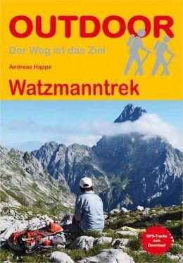 Watzmanntrek Wanderführer, Conrad Stein