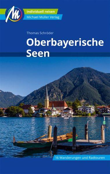 Oberbayerische Seen Reiseführer, Michael Müller