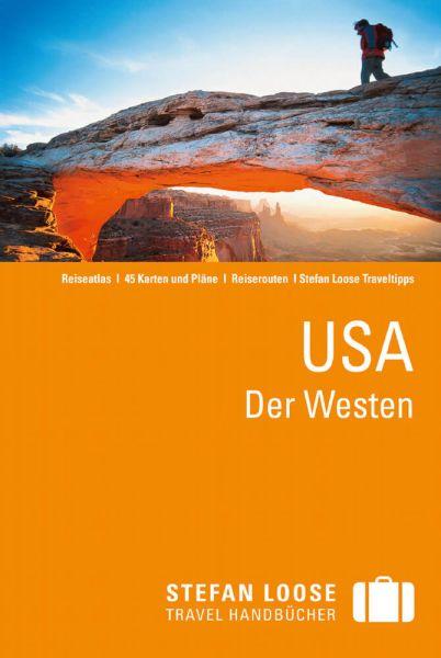 USA, Der Westen, Reiseführer, Stefan Loose