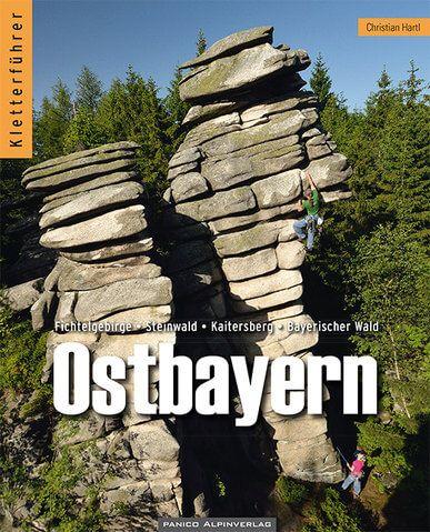 Kletterführer: Ostbayern - Panico Alpinverlag