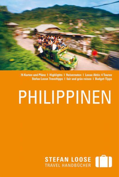 Philippinen Reiseführer, Stefan Loose