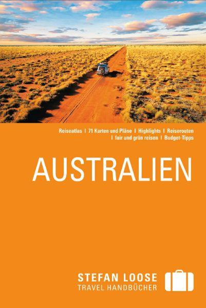 Australien Reiseführer, Stefan Loose