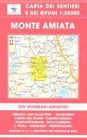 Edition Multigraphic 41, Monte Amiata Val d'Orcia, Toskana, 1:25.000