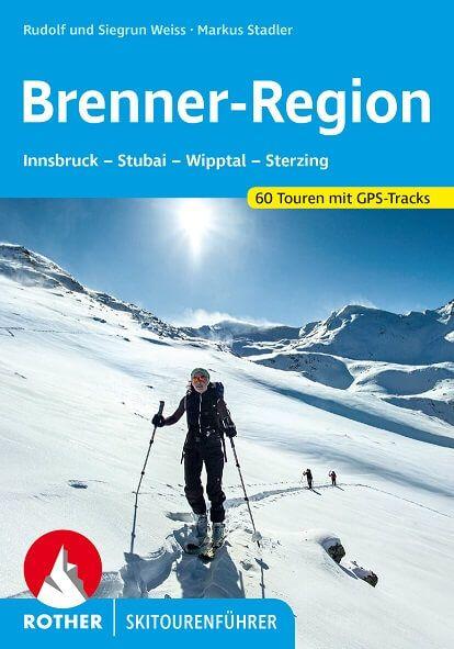 Brenner-Region Skitourenführer - Rother