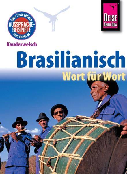Reise Know How Kauderwelsch Brasilianisch, Sprachführer