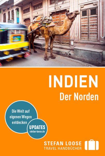 Indien, Der Norden Reiseführer, Stefan Loose
