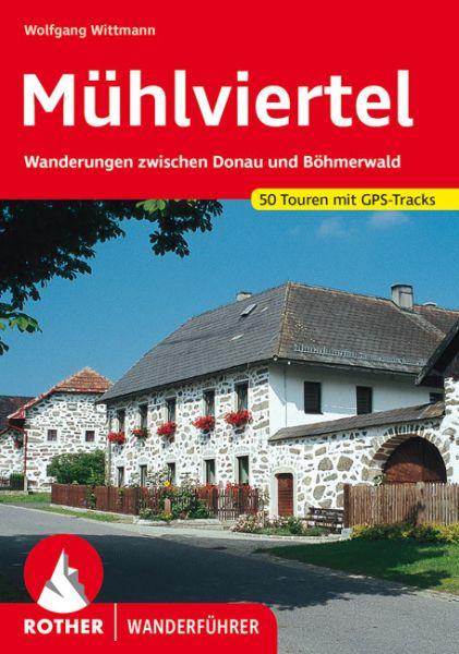 Mühlviertel Wanderführer, Rother