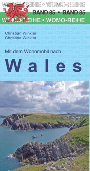 Mit dem Wohnmobil nach Wales, Womo-Verlag