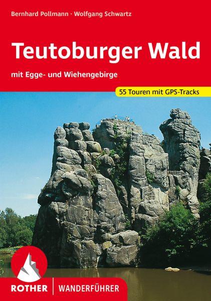 Teutoburger Wald Wanderführer, Rother