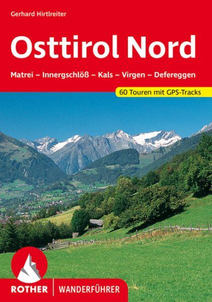Osttirol Nord Wanderführer, Rother