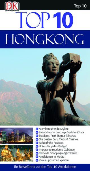 Top10 Hongkong Reiseführer, Dorling Kindersley