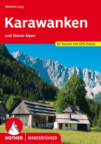 Karawanken Wanderführer - Rother