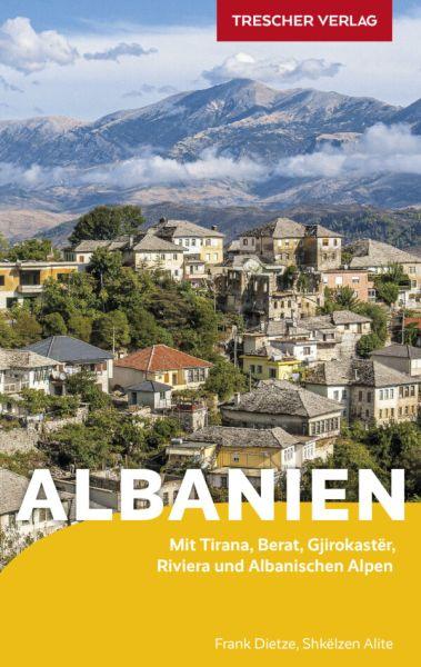 Albanien Reiseführer, Trescher Verlag
