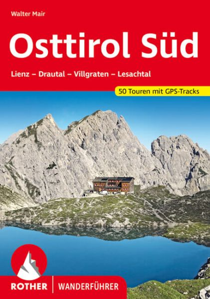 Osttirol Süd Wanderführer, Rother